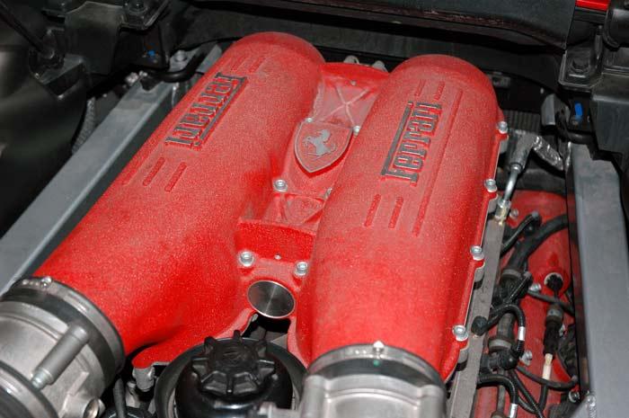 Ferrari F430 Spider Monza